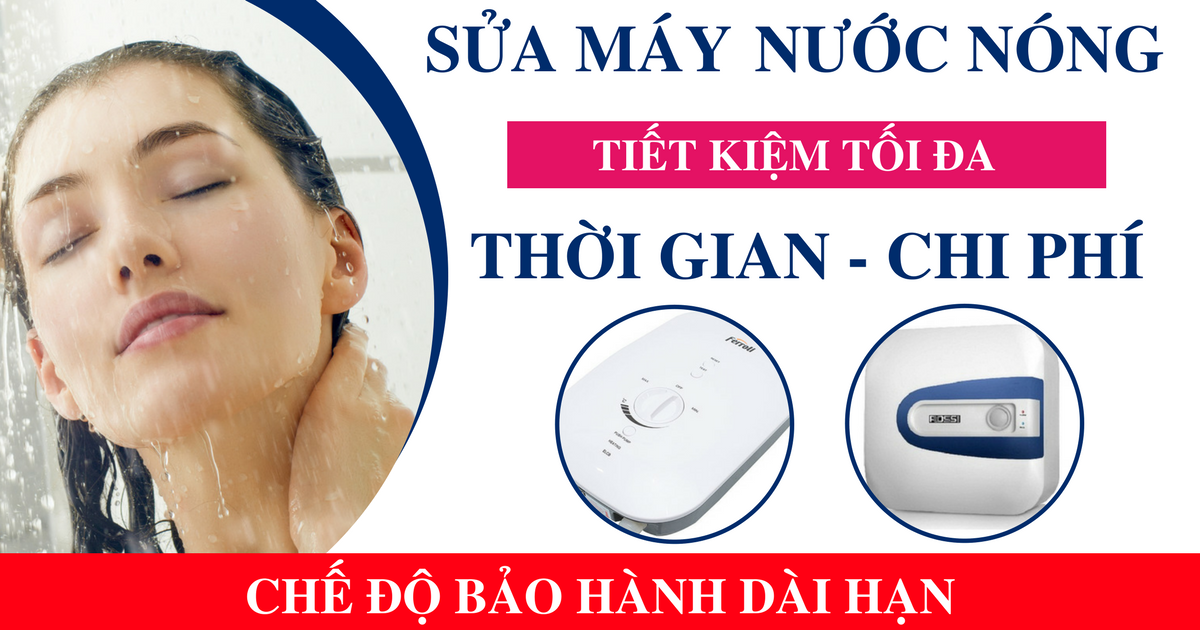 sua may nuoc nong tphcm