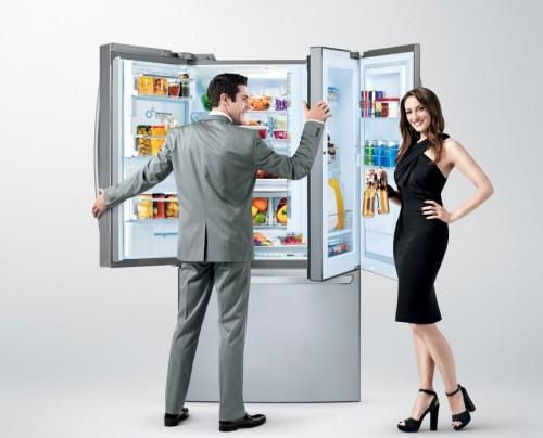 Bảo trì và sửa chữa tủ lạnh Electrolux