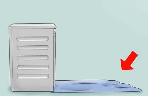 Hướng dẫn thay vành đai máy giặt