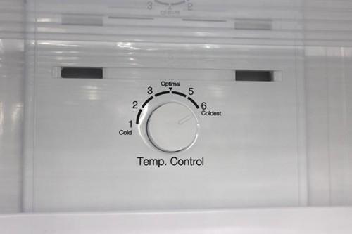 Cách chỉnh nhiệt độ tủ lạnh