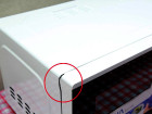lò vi sóng bị nhiễm điện