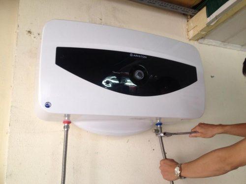 cách lắp đặt máy nước nóng gián tiếp